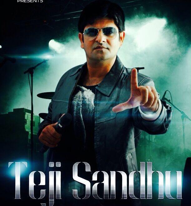 Bollywoood singing star - Teji Sandhu